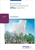 Annual Report 2017 Bouwinvest Office Fund